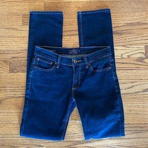 Lucky Brand 'Brooke Straight' Jeans 2/26 EUC